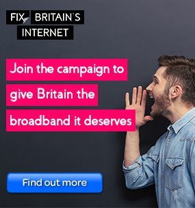 TalkTalk - Fix Britain's Internet