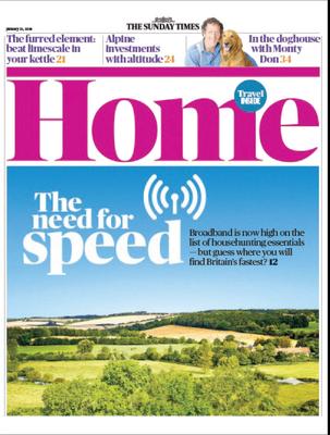 In Home magazine