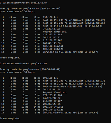 1st + 2nd Traceroute.png