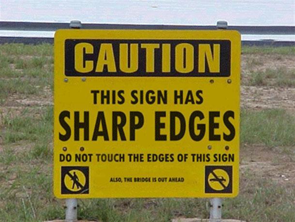sharp sign