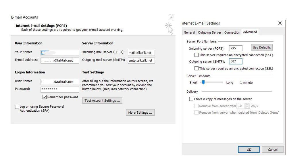 My Talktalk Webmail >> Email Webmail Topics