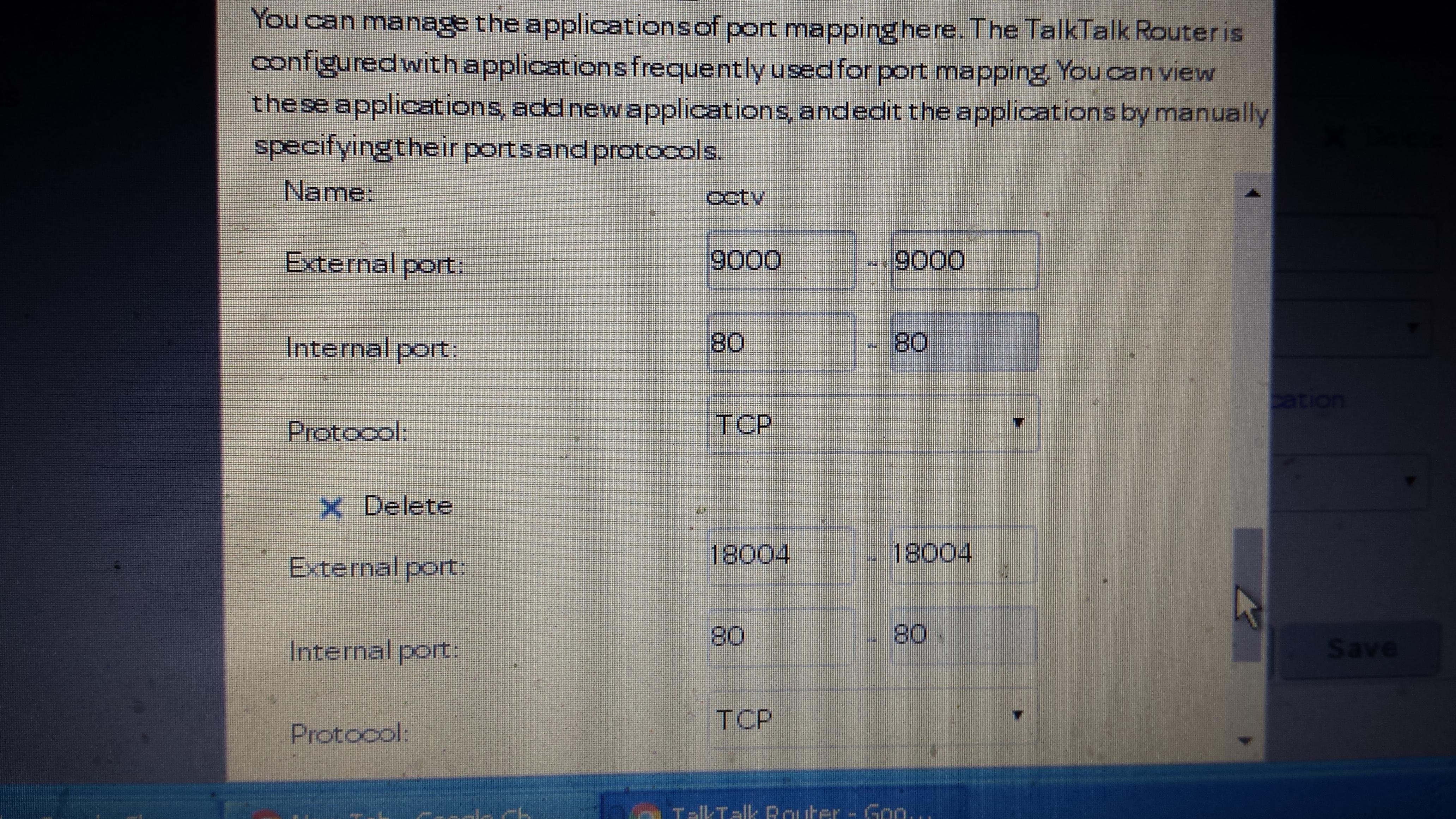 kodi how to set up for port forwarding