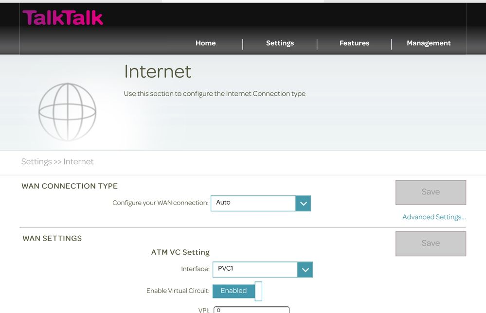 Changing the primary dns server to 8 8 8 8 - TalkTalk Help & Support