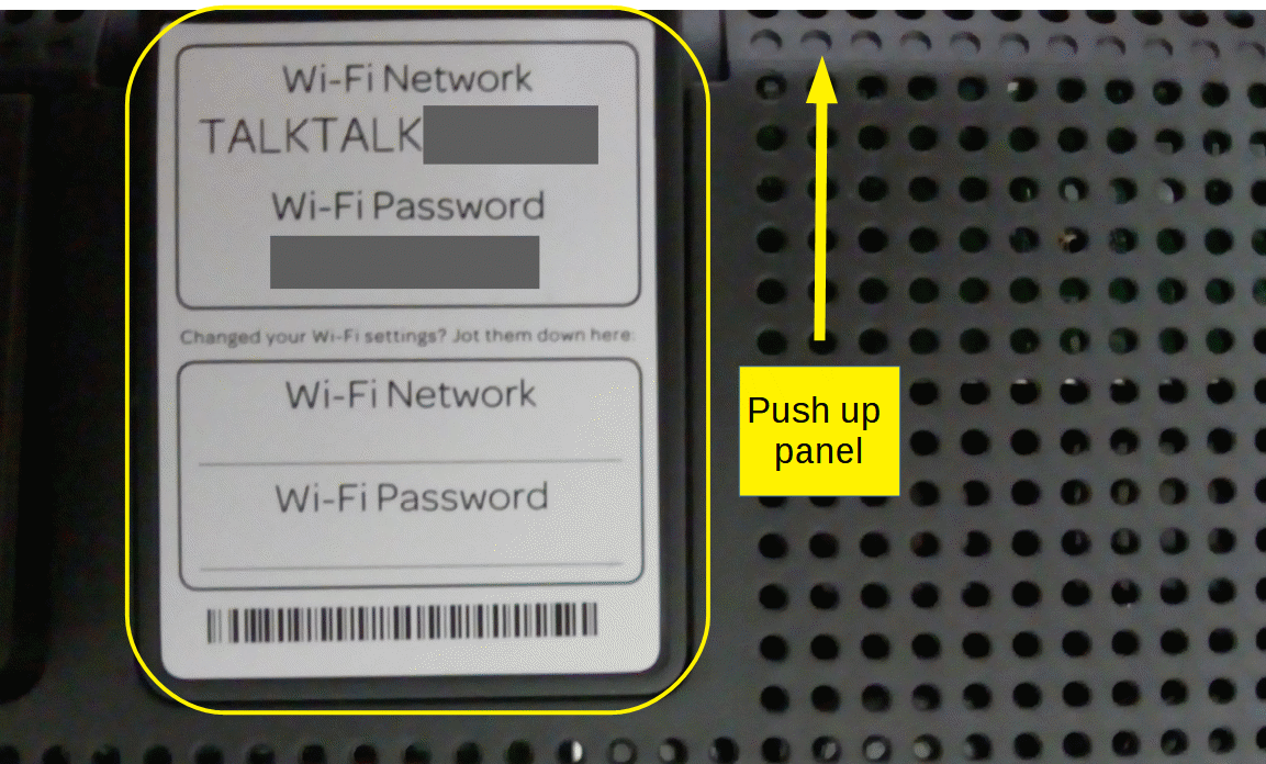 Fast 5364 won't connect to Swann CCTV - TalkTalk Help & Support