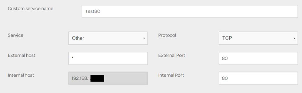 How to portforward IP Camera - TalkTalk Help & Support