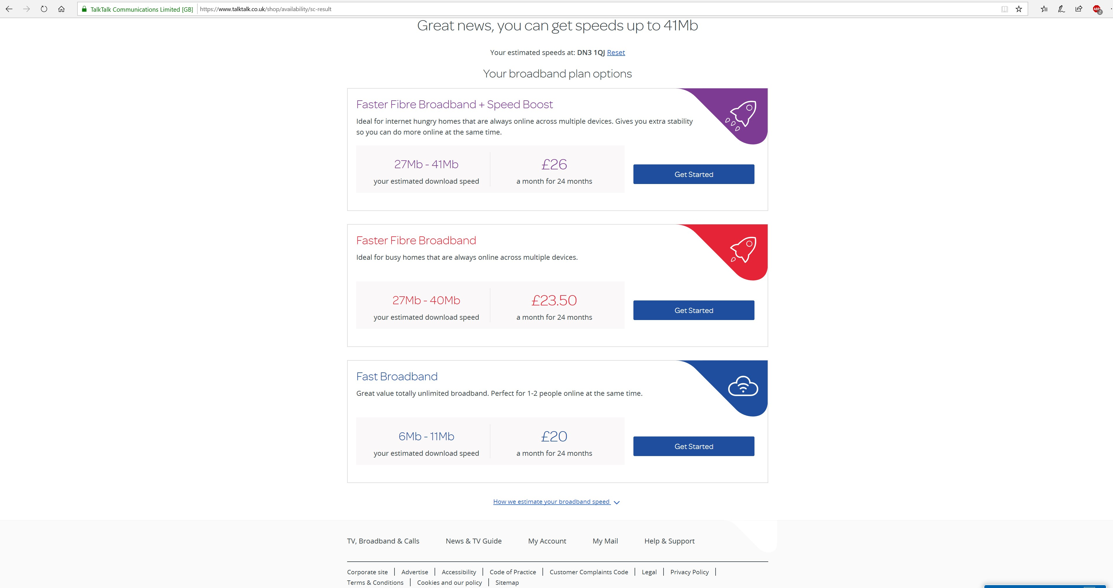 Upload Speed - Poor? - TalkTalk Help & Support