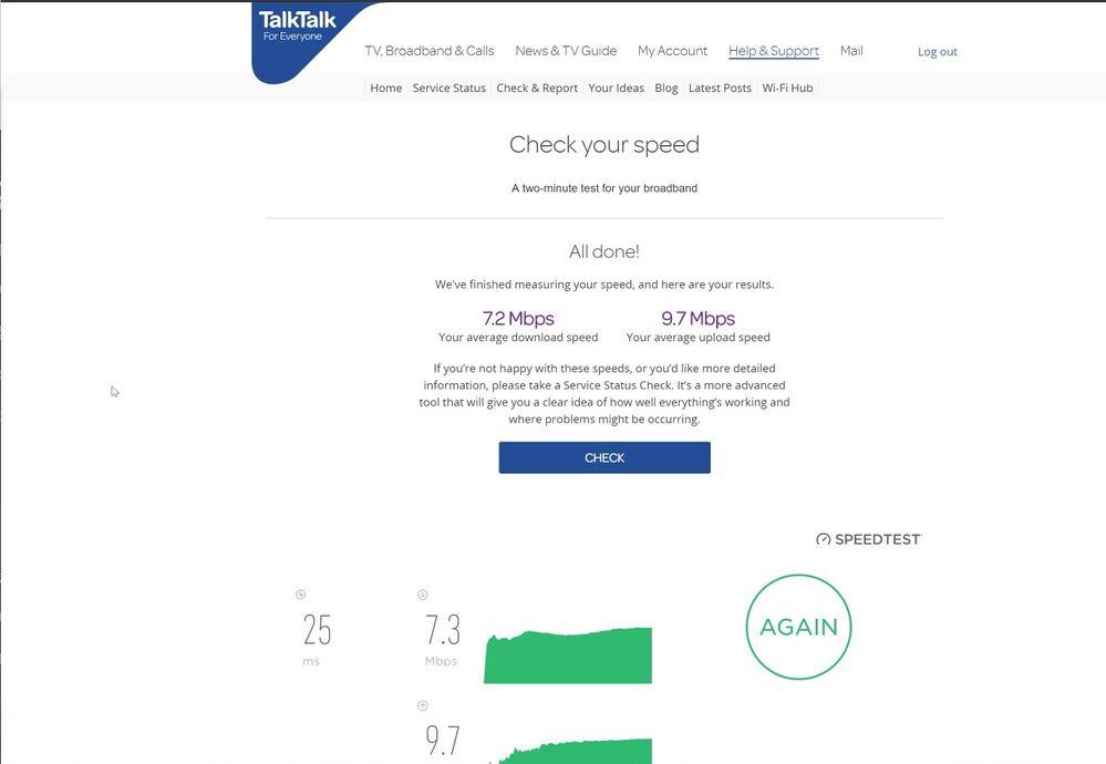 Fibre Broadband topics