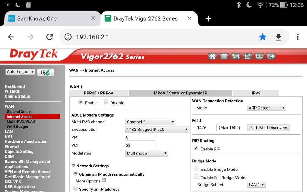 Solved: New router needs pppoE log in - Page 2 - TalkTalk