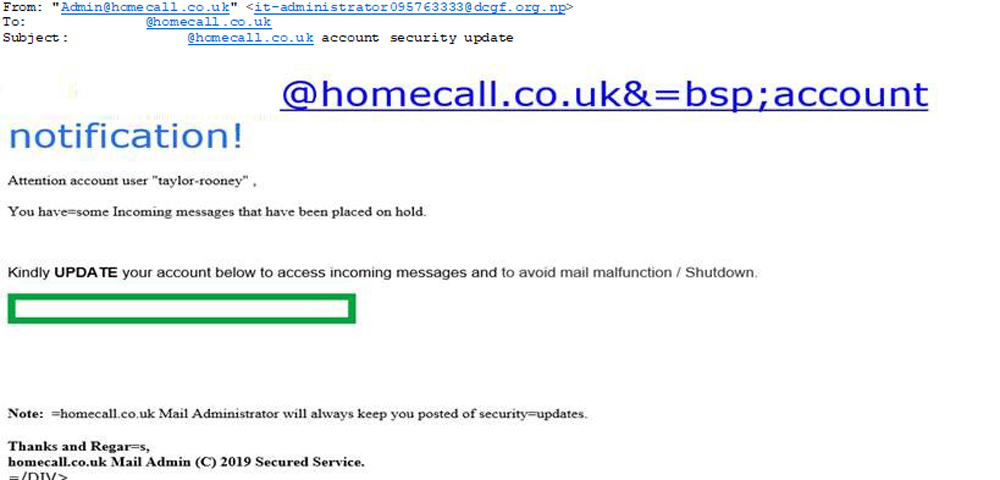 Help with Phishing emails - TalkTalk Help & Support